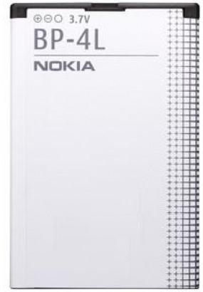 АКБ Nokia BP-4L (6650, 6760, 6790, E52, E55, E6-00, E61i, E63, E71, E72, E73, N97, N800, N810) тех. упак.