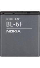 АКБ Nokia BL-6F (N93, N95, E65, 6290, N78, N79) тех. упак.