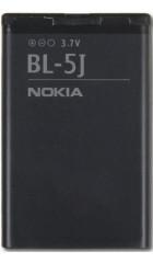 АКБ Nokia BL-5J (201, 302, 5228, 5230, 5232, 5233, 5235, 5800, 200, C3-00, N900, X1-00, X1-01, X6) тех. упак.