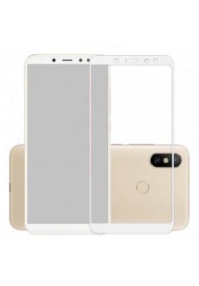 Защитное стекло CaseGuru для Xiaomi Redmi S2 Full Glue Screen White 0,33мм
