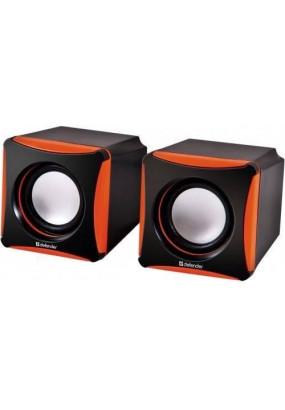 Defender SPK-480, стерео, мощность: 4 Вт, 90-20000 Гц, материал колонок: пластик