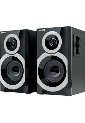 SVEN SPS-619 BLACK  Мультимедийная акустическая система Выходная мощность (RMS)  2 x 10 Вт Частотный диапазон 70-22 000 Гц