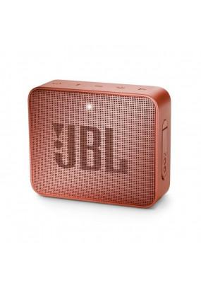 Портативная акустическая система JBL GO 2 светло коричневый