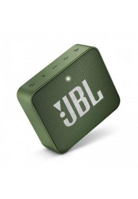 Портативная акустическая система JBL GO 2 зеленая