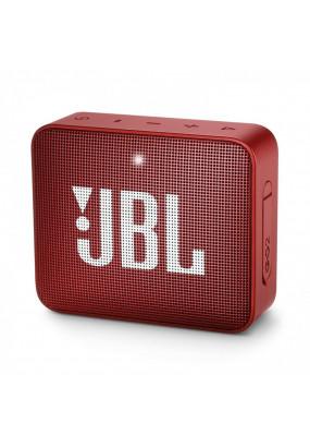 Портативная акустическая система JBL GO 2 красная