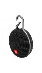 Портативная акустическая система JBL Clip 3, черный