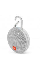 Портативная акустическая система JBL Clip 3, белый