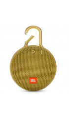 Портативная акустическая система JBL Clip 3, желтый