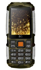 Телефон BQ 2430 Tank Power Gold
