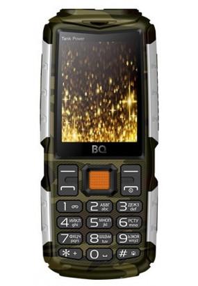 Телефон BQ 2430 Tank Power Silver