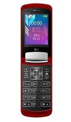 Телефон BQ 2433 Dream DUO Red