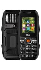 """Мобильный телефон BQ BQM-1842 Tank mini черный, 1,77"""" (160х128), 0,08Мп, 1500 mAh, 2 сим"""