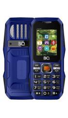 """Мобильный телефон BQ BQM-1842 Tank mini темно-синий, 1,77"""" (160х128), 0,08Мп, 1500 mAh, 2 сим"""