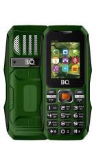 """Мобильный телефон BQ BQM-1842 Tank mini темно-зеленый, 1,77"""" (160х128), 0,08Мп, 1500 mAh, 2 сим"""