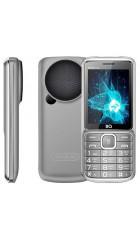 """Мобильный телефон BQ BQM-2810 BOOM XL+ серый, 2,8"""" TFT (320х240), 0,3Мп, 2 sim, 1700 mAh, мощный динамик сзади!"""