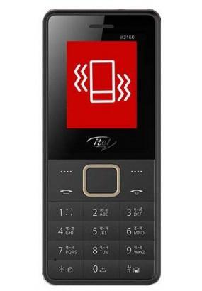 """Мобильный телефон ITEL  IT2160 Grey, 1,77"""" (160х128), 2Sim, 0.08Mp, 1000mAh (ITL-IT2160-DEGR)"""