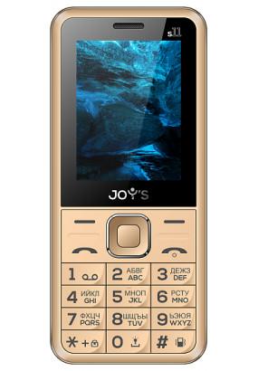 Телефон JOY'S S11 Black