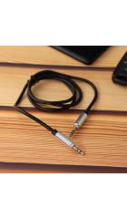 Аудио-кабель Belkin 1000mm (чёрный)