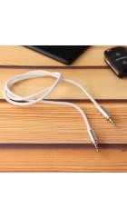 Аудио-кабель Belkin 1000mm (белый)