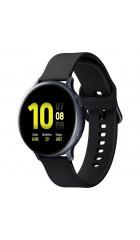 """Умные часы Samsung Galaxy Watch Active 2 40mm Black, 1.2"""" (360х360), NFC, IP68, Tizen, 768Mb/4Gb,  силик ремешок, 340 мAч (SM-R830NZKASER)"""