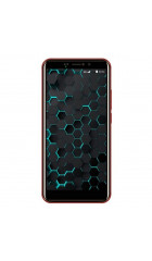 "Смартфон Digma Linx Pay 4G Red (1068563), 5,45"" IPS (1440x720), MT6739  (4х1.3GHz), NFC, And 8.1, 2Gb/16Gb, 13MP+0.3Mp/5MP, 2900 mAh, fingerprint"