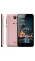 """Смартфон BQ BQS-4501 Fox Easy розовое золото, 4.5"""" TN (854х480), MT6580M (4х1,3 ГГц), 3G, 512Mb/8Gb, 5Мп/2Мп, And 8.1, 1800 мАч"""