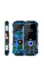 "Мобильный телефон BQ BQM-2432 Tank SE камуфляж, армейский телефон, 2,4"" TFT (320х240), 2 sim, 2500 mAh"
