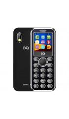 "Мобильный телефон BQ BQM-1411 Nano черный, в комплекте нет ЗУ, 1,44"" (128х128), 2 sim, microSD до 16Гб, 460 mAh"