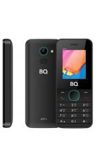 """Мобильный телефон BQ BQM-1806 ART + черный, экран 1,77"""" (160х128), 2 sim, 0.08 Мп, 800 mAh"""