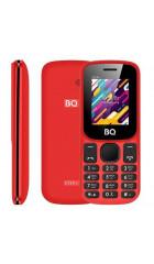 """Мобильный телефон BQ BQM-1848 Step+ красный, 1,77"""" (160х128), 2 sim, 600 mAh"""