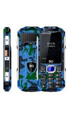 "Мобильный телефон BQ BQM-2432 Tank SE милитари, армейский телефон, 2,4"" TFT (320х240), 2 sim, 2500 mAh"