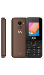 "Мобильный телефон BQ BQM-1806 ART + коричневый, экран 1,77"" (160х128), 2 sim, 0.08 Мп, 800 mAh"