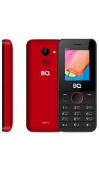 """Мобильный телефон BQ BQM-1806 ART + красный, экран 1,77"""" (160х128), 2 sim, 0.08 Мп, 800 mAh"""