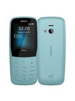 "Мобильный телефон Nokia 220 DS Blue (TA-1155), LTE, 2.4"" TFT (160x120), 0,3Mpix, 2 Sim, BT, 1200mAh, 121.3x53x13.4мм"