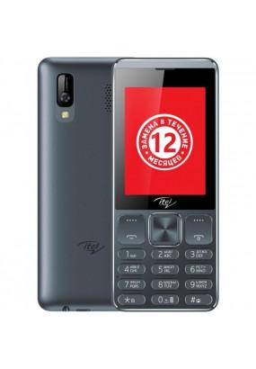 """Мобильный телефон ITEL IT6320 Dark Grey, 2,8"""" (320х240), 2Sim, 1.3Mp, 1900mAh (ITL-IT6320-DAGR)"""