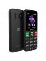 Мобильный телефон Digma S240 Linx Black