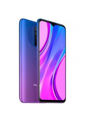 "Смартфон Xiaomi Redmi 9 32Gb Purple (РСТ), 6,53"" IPS (1080x2340), (8x2,0 ГГц+1,8 ГГц), 3Gb/32Gb, 13+8+5+2Mp/8Mp, 5020 mAh"