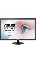 "LCD 24"" ASUS VP247NA Black VA, LED, Wide, 1920x1080, 75Hz, 5ms, 178°/178°, 250 cd/m, 100,000,000:1, +DVI, +MM"
