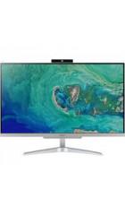 "Моноблок Acer Aspire C22-320 (DQ.BCQER.005) 21.5"" Full HD silver (AMD A6 9220e/4Gb/1Tb/noDVD/R4/Linux)"