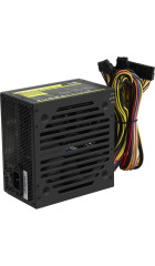 Блок питания Aerocool 550W Retail VX PLUS 550 ATX v2.3 Haswell, fan 12cm, 500mm cable, power cord, 20+4P, 4+4P, PCIe 6+2P x1, PATA x 3, SATA x3, FDD