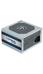 Блок питания  CHIEFTEC GPC-500S, 500W, ATX v.2.3, КПД > 80%, A.PFC, 1x PCI-E (6+2-Pin), 4x SATA, 2x MOLEX, 4PIN 12V, Fan 12cm