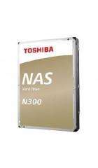 "HHD Toshiba Sata3 10Tb HDWG11AUZSVA NAS N300 (7200rpm) 256Mb 3.5"" Bulk"
