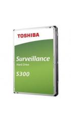 "HHD Toshiba Sata3 10Tb HDWT31AUZSVA Surveillance S300 (7200rpm) 256Mb 3.5"""