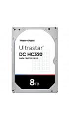 """HHD Western Digital 0B36400 Original SAS 3.0 8Tb HUS728T8TAL5204 Ultrastar DC HC320 (7200rpm) 256Mb 3.5"""""""