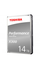 """HHD Toshiba HDWR21EEZSTA Sata3 14Tb X300 (7200rpm) 256Mb 3.5"""" Rtl"""