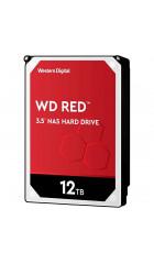 "HHD Western Digital Original WD120EFAX Sata3 12Tb Red (5400rpm) 256Mb 3.5"""