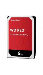 "HHD Western Digital Original WD60EFAX Sata3 6Tb NAS Red (5400rpm) 256Mb 3.5"""