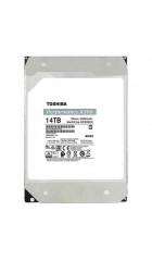 "HHD Toshiba Sata3 14Tb HDWR21EUZSVA X300 (7200rpm) 256Mb 3.5"""