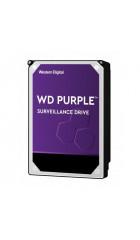 "Жесткий диск WD Original SATA-III 14Tb WD140PURZ Purple (7200rpm) 512Mb 3.5"""