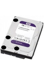 Жесткий диск WD Original SATA-III 10Tb WD102PURZ Purple (7200rpm) 256Mb 3.5""